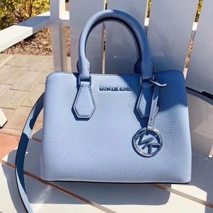 new Michael Kors satchels